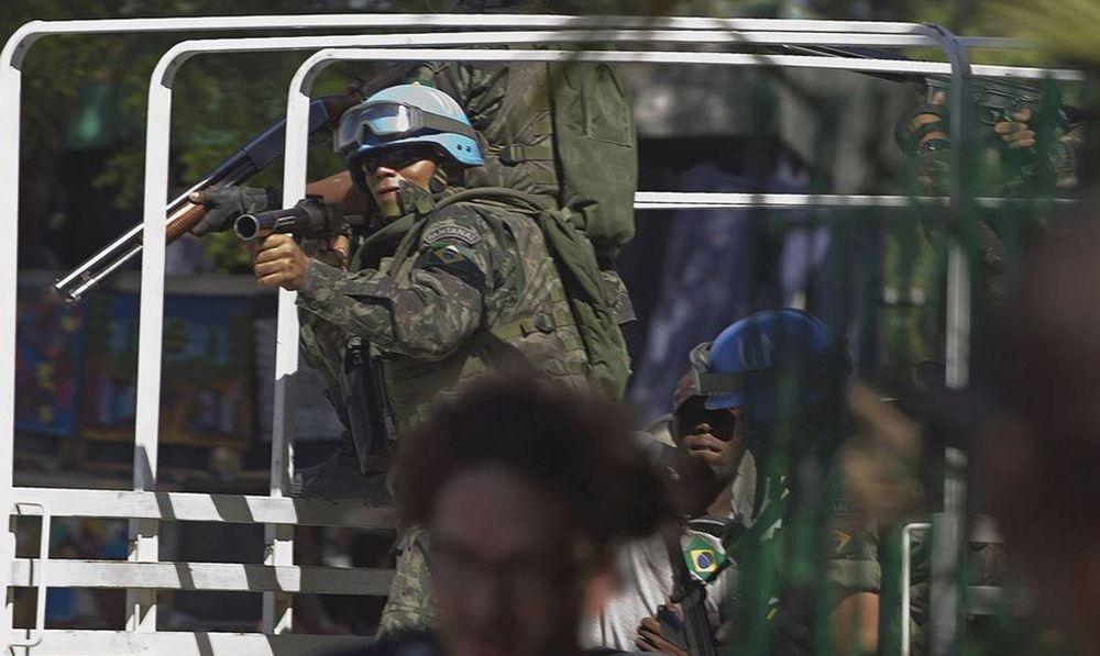 План Расмуссена: для чего Западу бразильские морские пехотинцы в Донбассе?