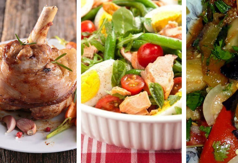 Топ 5 эксклюзивных блюд к празднику
