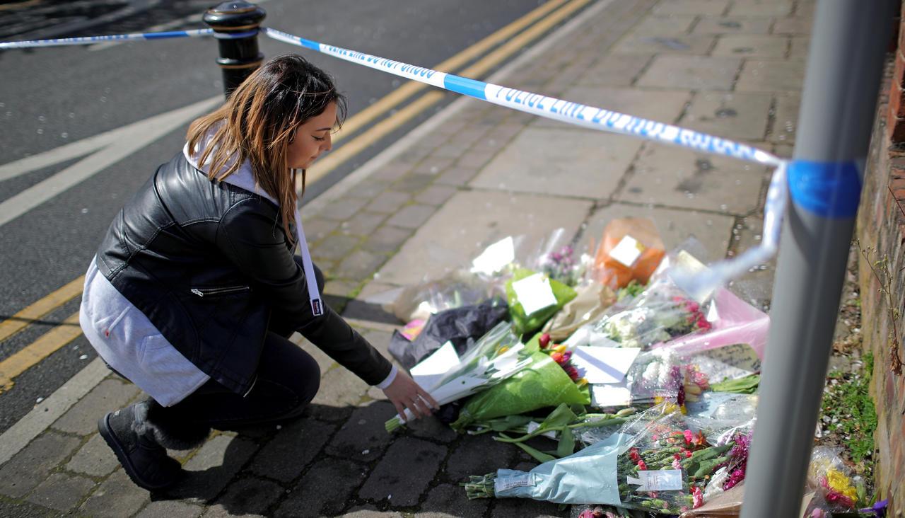 Cэффи, 8 лет. Джорджина, 18 лет Что известно о теракте в Манчестере — и его жертвах