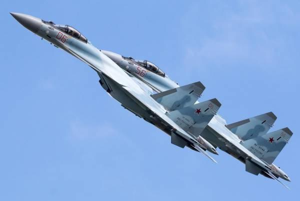 Су-35 на вооружении Китая: в США назвали истребитель четвертого поколения сильной «головной болью»