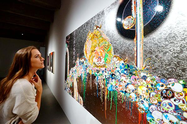 Художница Айгуль Рашитова о том, как заработать на картинах и стоит ли «обнажаться» художнику