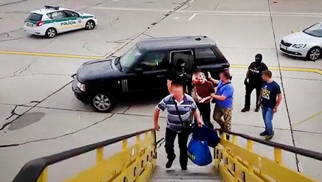 В Россию экстрадировали член…