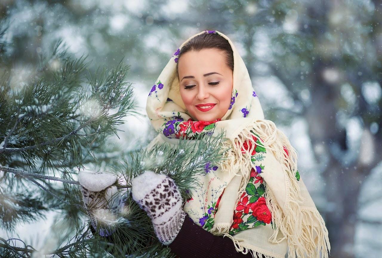 Русские женщины фотосессия 17 фотография