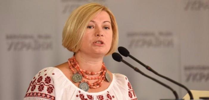 Геращенко: Я не помню, чтобы на Майдане кого-то били