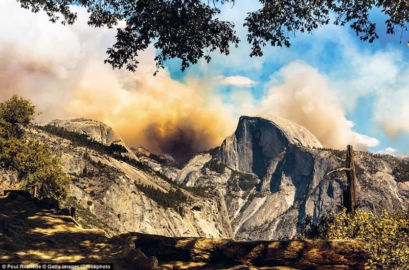 Йосемитский национальный парк, США красиво, планета, природа, путеводитель, путешествия, туризм, фото, чудо природы