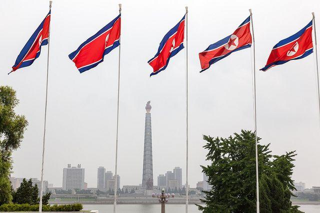 Пхеньян заявил о праве сбивать американские бомбардировщики
