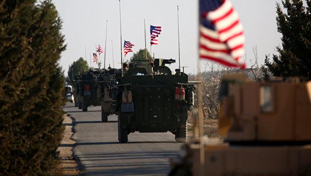 Эрдоган пообещал уничтожить создаваемые США отряды на сирийской границе