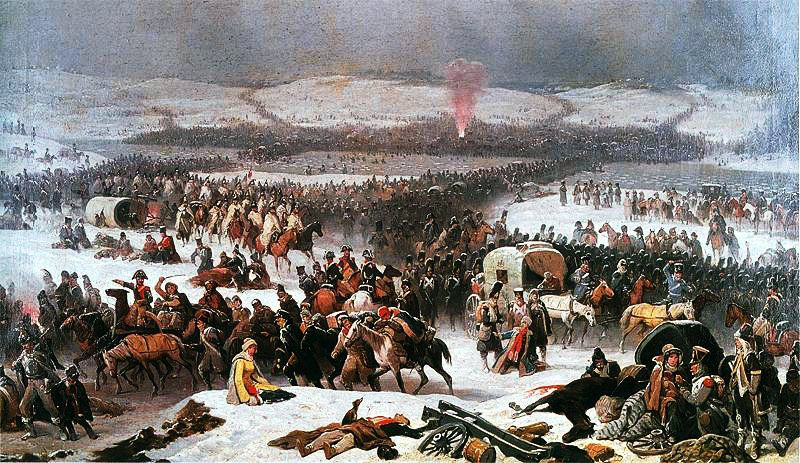 Армия Наполеона погибла... от лучевой болезни?