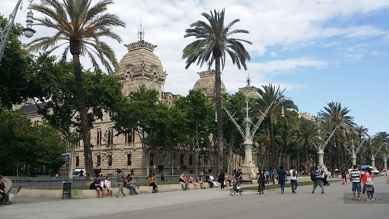 От Гауди до Дали: по Испании на авто
