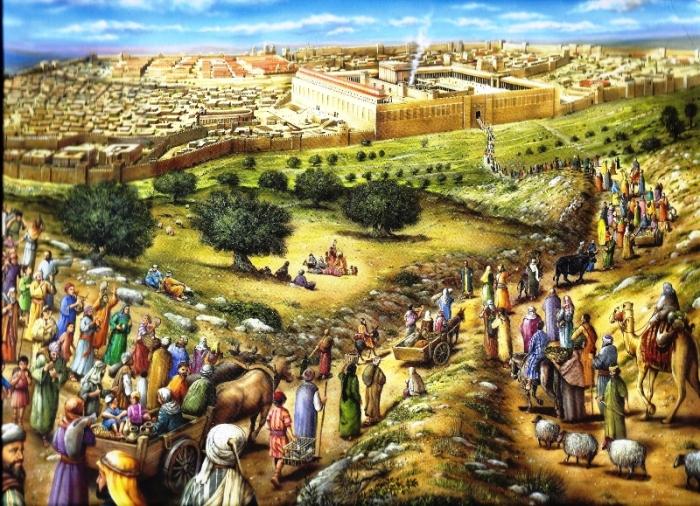Древний Иерусалим: любопытные факты об этом городе