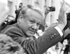 Руцкой рассказал о попытке Ельцина сбежать в американское посольство