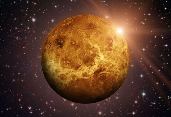 Ученые считают, что на Венере есть жизнь