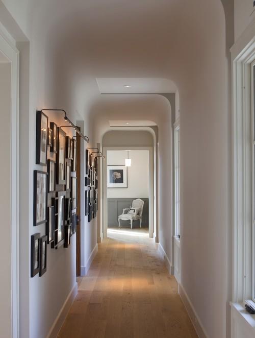 Настенное освещение для коридора