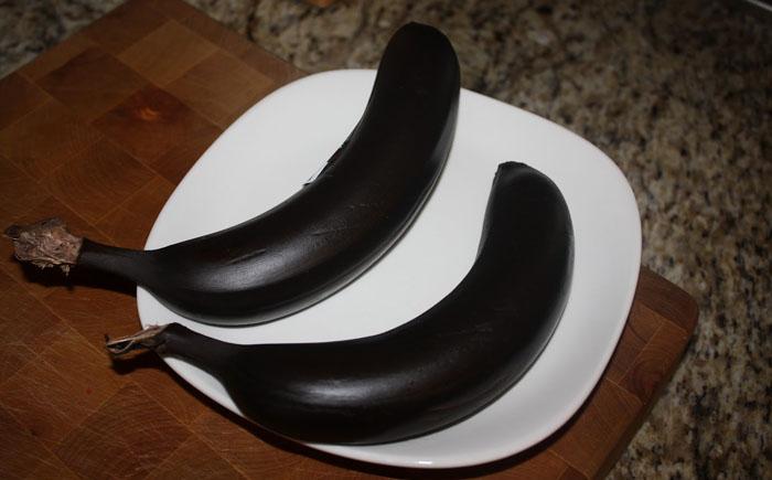 Чёрные бананы