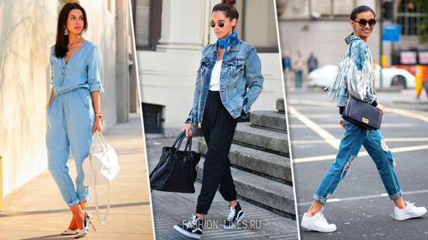 7 идей, как носить джинсу в этом сезоне и быть на стиле