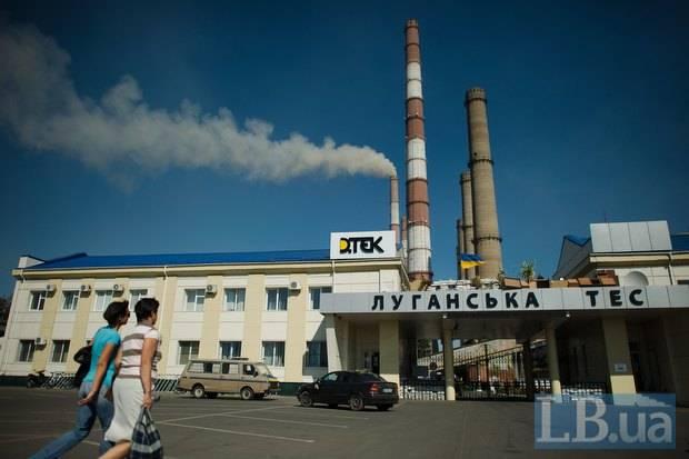 """Киев """"отключает"""" ЛНР от электроэнергии"""