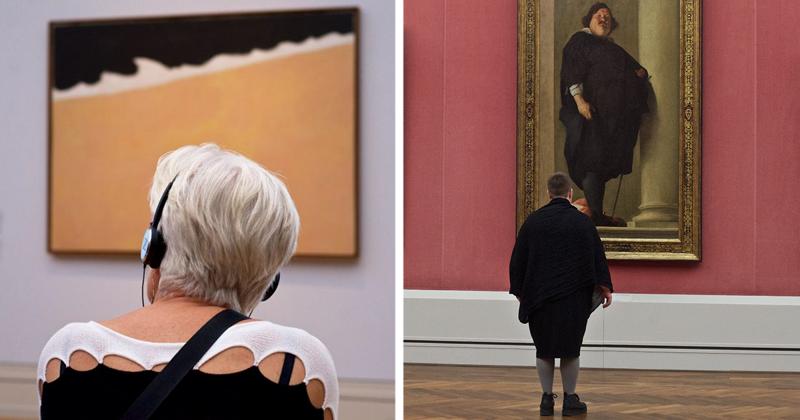 Фотограф провел в музеях целую вечность, чтобы сделать эти снимки