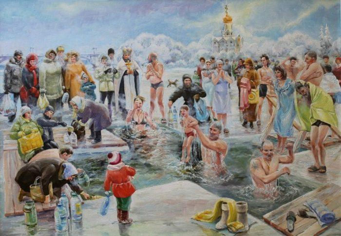 художник Сергей Евгеньевич Бессонов картины – 06