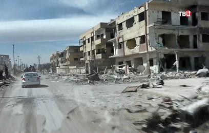 Западную коалицию обвинили в уничтожении инфраструктуры Сирии