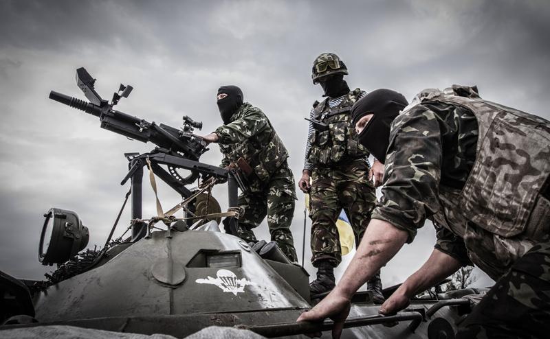 Донецк из-за мятежа в Луганске проспал свой поселок