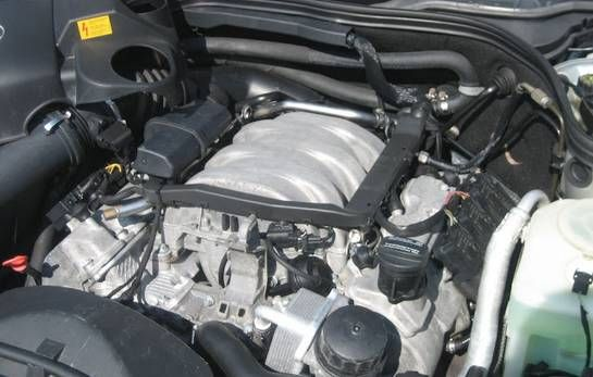 двигатель чистый