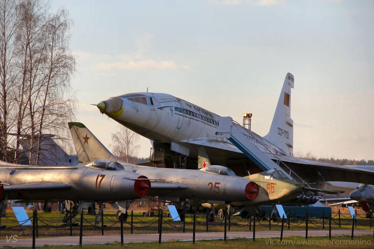 О закрытии центрального музея ВВС РФ в Монино