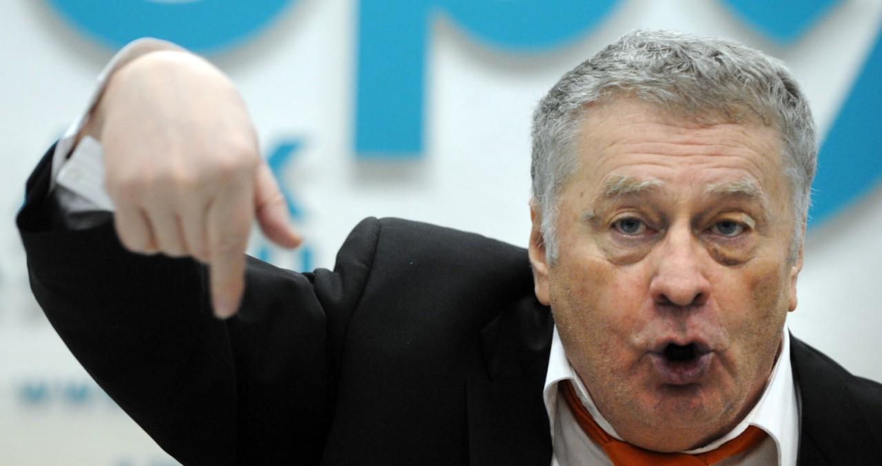 Владимир Жириновский предложил расформировать московский гидрометцентр [видео] и не только