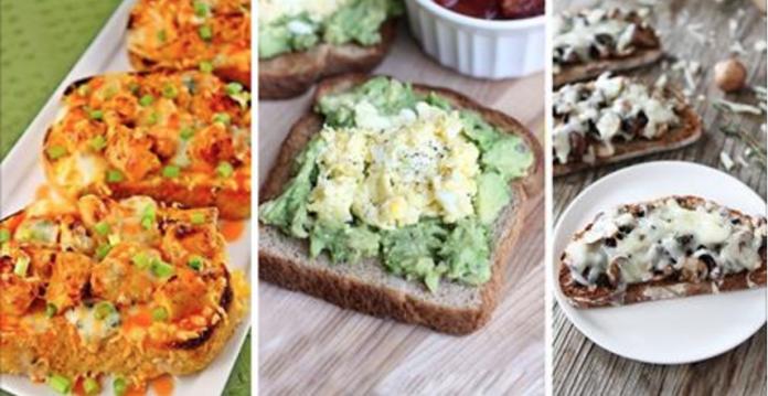 Молниеносный перекус: 12 лучших намазок на хлеб, которые легко утоляют голод!