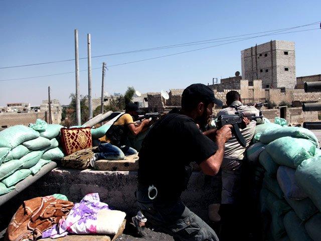 """Двое кавказских боевиков создали в Сирии """"автономию"""" с жесткими нормами шариата"""