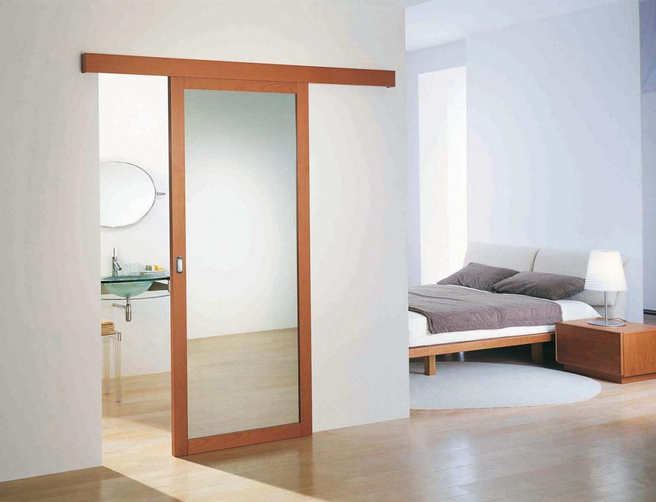 5 удачных мест для зеркала