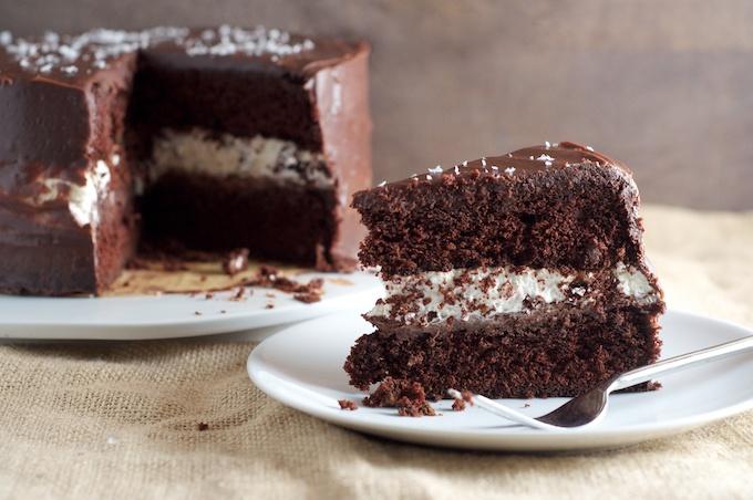 Шоколадные пирожные дин-донг