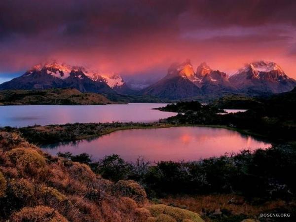 Красивая подборка фото природы