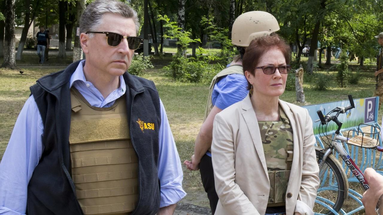 Спецпредставитель Госдепа США по Укриане: Вашингтон никогда не оставит Киев