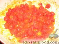 Фото приготовления рецепта: Палермитанский летний суп - шаг №4
