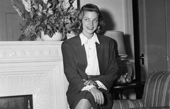 В США умерла актриса Лорен Бэколл