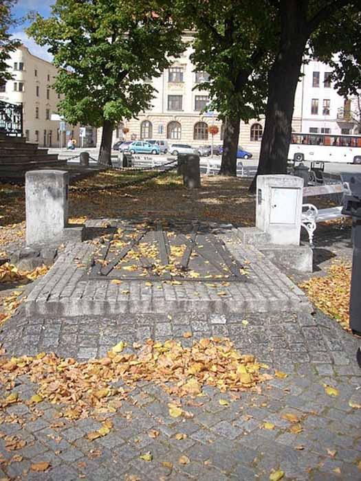 Тайна подземелий чешской Йиг…