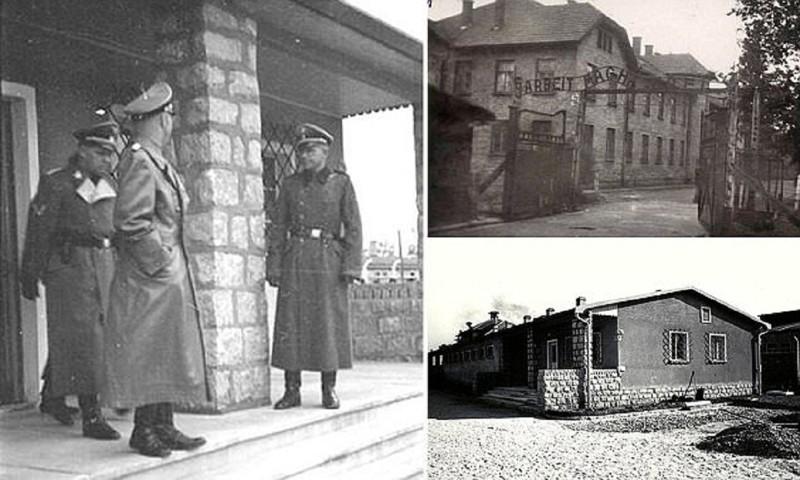 Страшные страницы истории: бордель в Освенциме