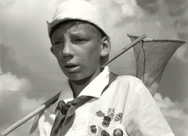 Вячеслав Царёв: трагическая судьба мальчика с сачком