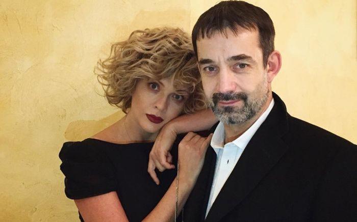 Профессиональный подкаблучник Дмитрий Певцов и его Ольга