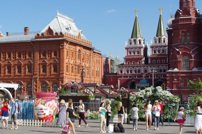 Москвичи и провинциалы