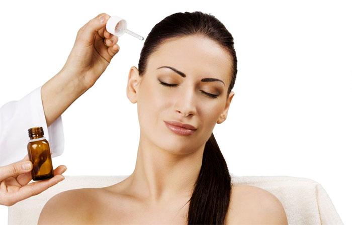 Косметические и народные средства от выпадения волос
