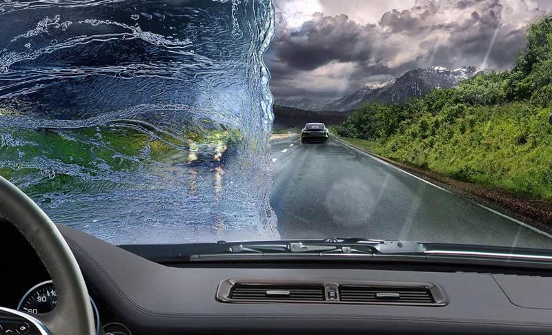 Антидождь для авто. Личный о…