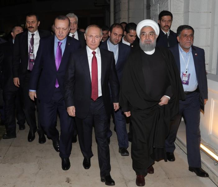 Насколько иерусалимский вопрос на руку Ирану, Турции (и России)