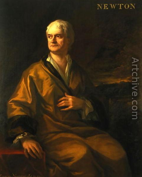 Последний маг Запада. Исаак Ньютон — ученый, богослов, маг, алхимик.