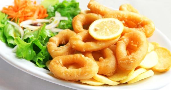 кальмары в панировке рецепт с фото