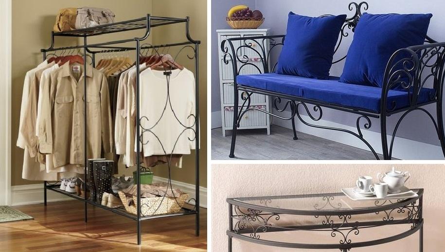 Кованые изделия: интересные идеи для вашего дома