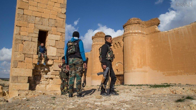 Последние новости Сирии. Сегодня 8 марта 2019