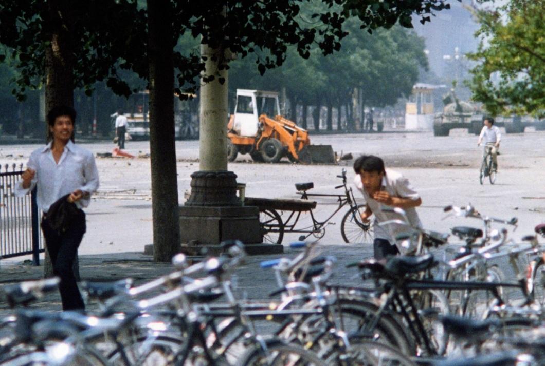 Tiananmen Square 27 Расстрел демонстрантов на площади Тяньаньмэнь 25 лет назад