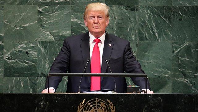 Так кончилась империя: Трамп опозорился на выступлении в ООН