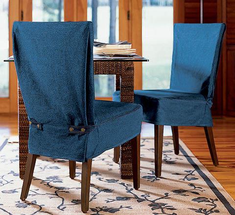 Чехол для кресла на резинке своими руками